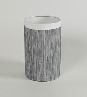 Corbeille à papier revêtement tissu Hight Tech