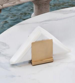 Porte-serviettes de table design