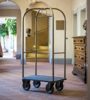 Chariot porte valise pour hôtel EBE - APIR