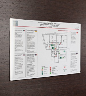 Plan de sécurité - Signalétique de sécurité APIR