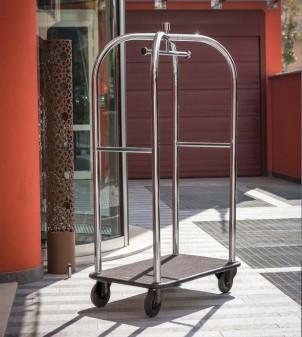 Chariot valise en métal – APIR Design