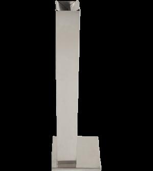 Cendrier inox