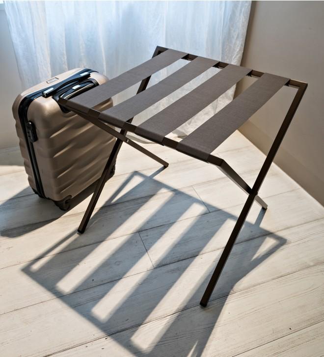 Porte-valises pliable Case avec profil carré