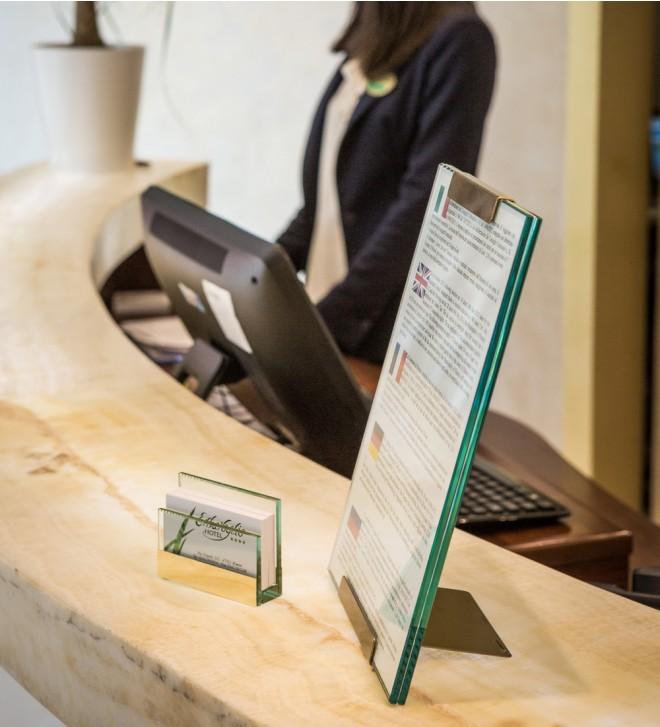 Support de table modèle A4