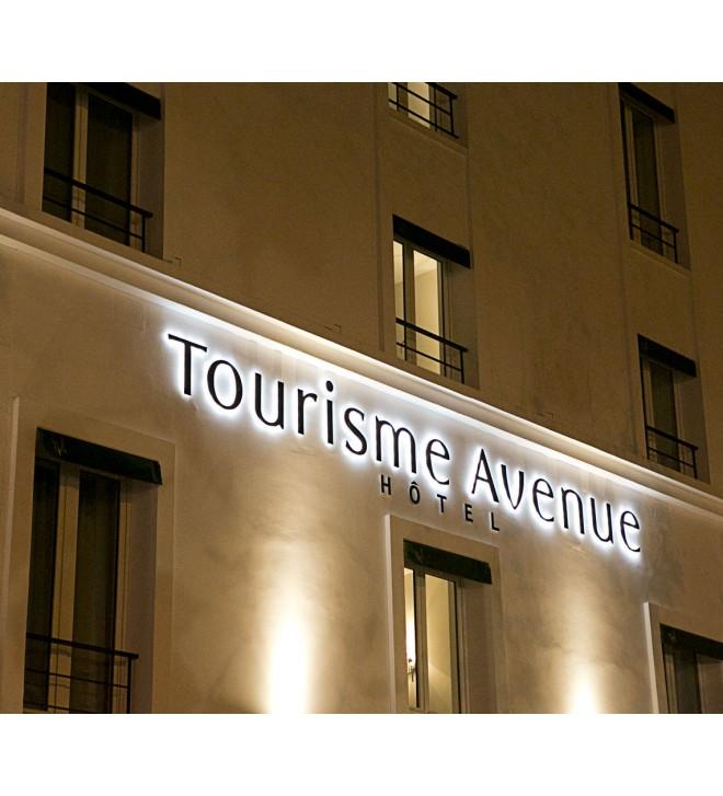 Enseigne éclairage LED pour hôtel LEDEX