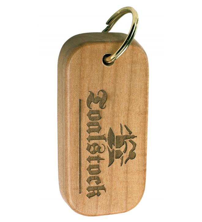 Porte cl s en bois porte cl s chambre et bains - Porte cles en bois ...