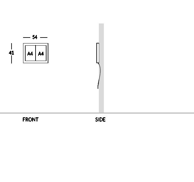 Modèle 2 feuilles A4.