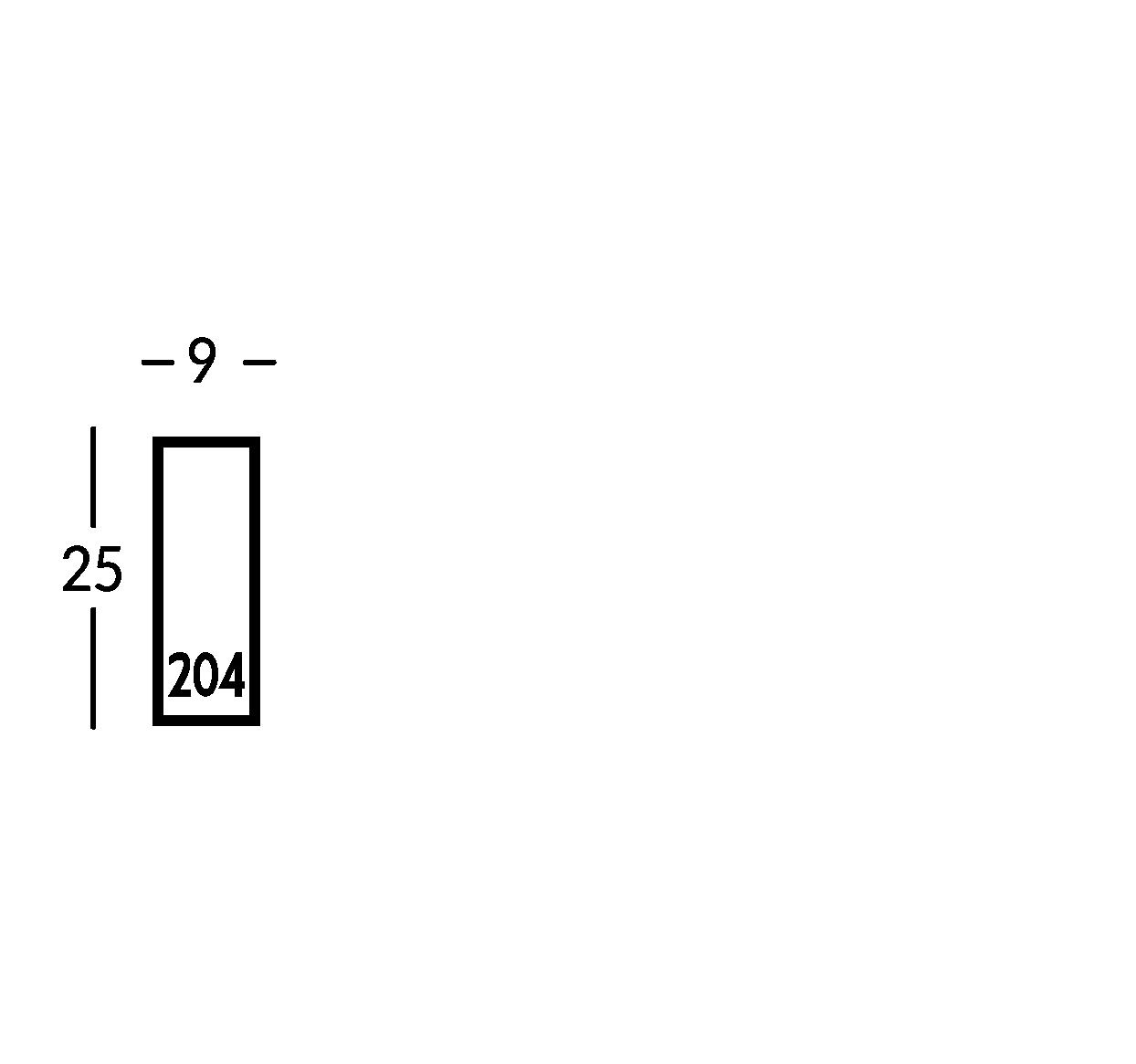 Ligne de signalétique avec support en plexiglas blanc ou noir. Plaque en aluminium brossé ou en laiton avec caractères en plexiglas en relief.
