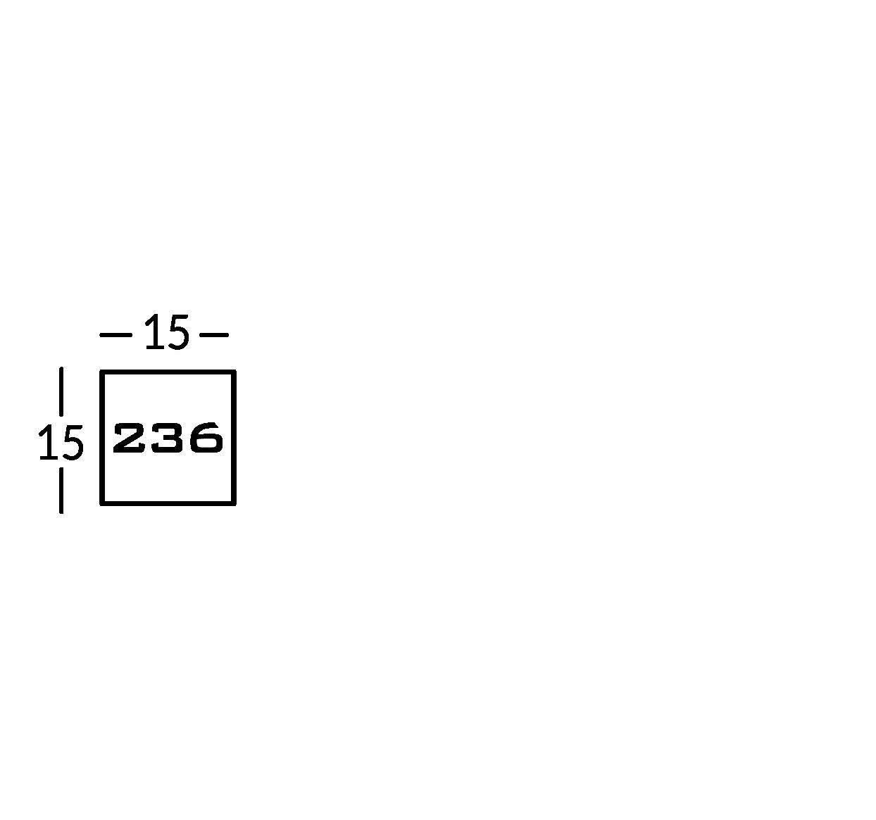 Ligne de signalétique en acier inox, laiton et plexiglas colorés, avec des caractères en relief.