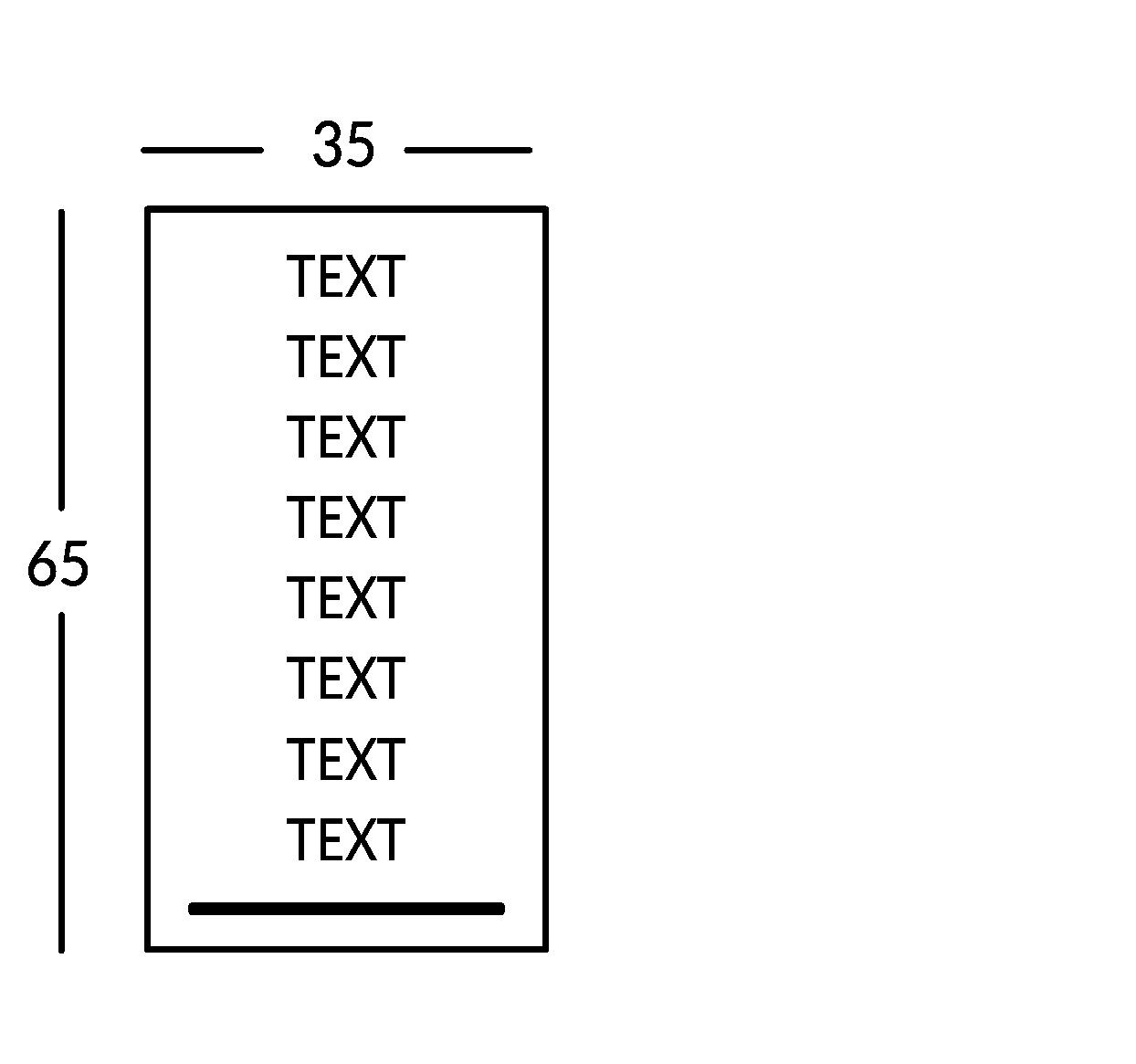 Plaque 8 lignes