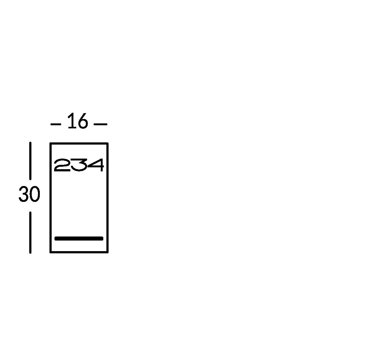Signalétique SAVLED pour hôtel, centres d'affaires et de conférences avec éclairage Led. Combinaisons multiples avec choix de la finition en acier, laiton ou verni, plusieurs couleurs. Ajout de pictogrammes possible. Visibilité garantie!