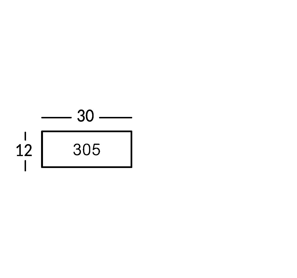 Ligne de signalétique en laiton vintage, avec caractéres gravés.