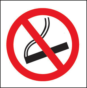 (SIMB35)No Smoking